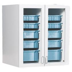 "24"" Wall Multi-Drawer Cabinet"